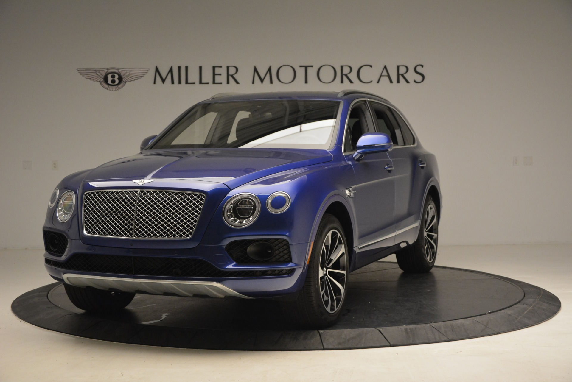 New 2017 Bentley Bentayga for sale Sold at Maserati of Greenwich in Greenwich CT 06830 1