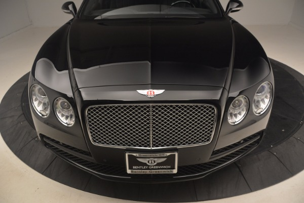 Used 2015 Bentley Flying Spur V8 for sale Sold at Maserati of Greenwich in Greenwich CT 06830 13