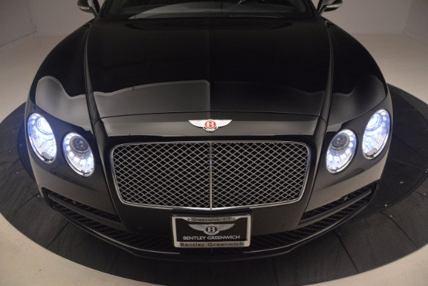 Used 2015 Bentley Flying Spur V8 for sale Sold at Maserati of Greenwich in Greenwich CT 06830 15