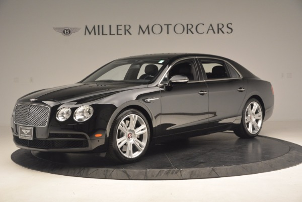 Used 2015 Bentley Flying Spur V8 for sale Sold at Maserati of Greenwich in Greenwich CT 06830 2