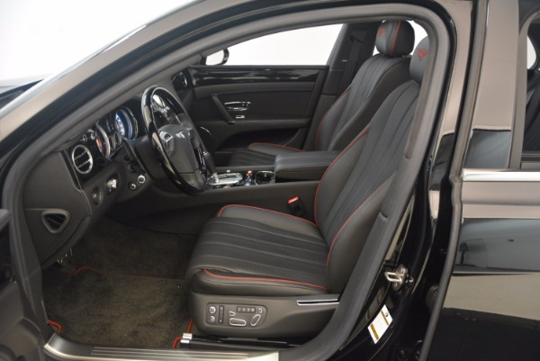 Used 2015 Bentley Flying Spur V8 for sale Sold at Maserati of Greenwich in Greenwich CT 06830 23