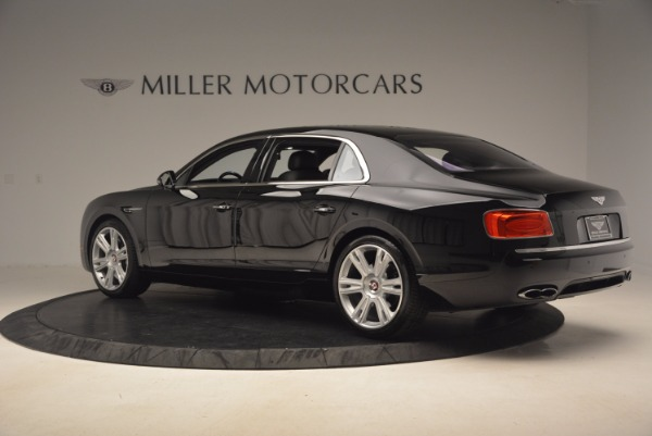 Used 2015 Bentley Flying Spur V8 for sale Sold at Maserati of Greenwich in Greenwich CT 06830 4