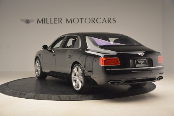 Used 2015 Bentley Flying Spur V8 for sale Sold at Maserati of Greenwich in Greenwich CT 06830 5