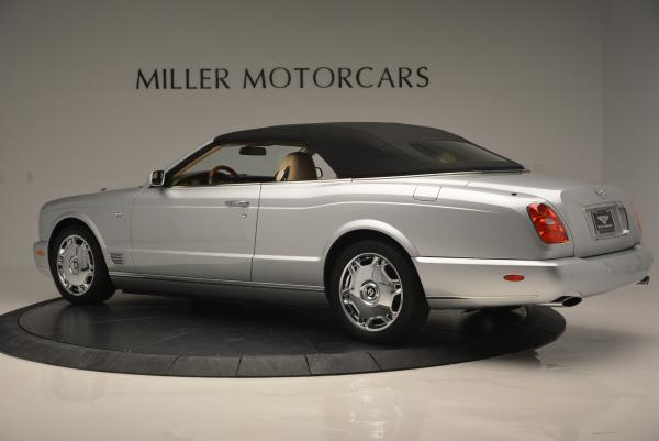 Used 2008 Bentley Azure for sale Sold at Maserati of Greenwich in Greenwich CT 06830 20