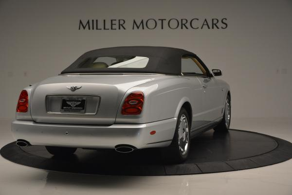 Used 2008 Bentley Azure for sale Sold at Maserati of Greenwich in Greenwich CT 06830 23