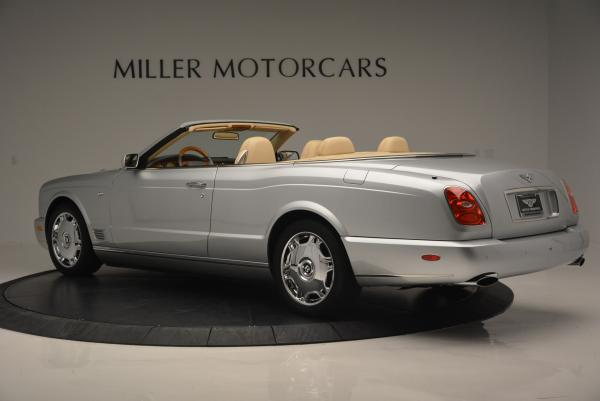 Used 2008 Bentley Azure for sale Sold at Maserati of Greenwich in Greenwich CT 06830 5