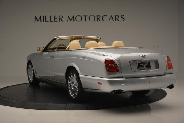 Used 2008 Bentley Azure for sale Sold at Maserati of Greenwich in Greenwich CT 06830 6