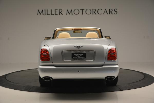 Used 2008 Bentley Azure for sale Sold at Maserati of Greenwich in Greenwich CT 06830 7