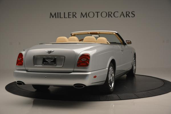 Used 2008 Bentley Azure for sale Sold at Maserati of Greenwich in Greenwich CT 06830 8