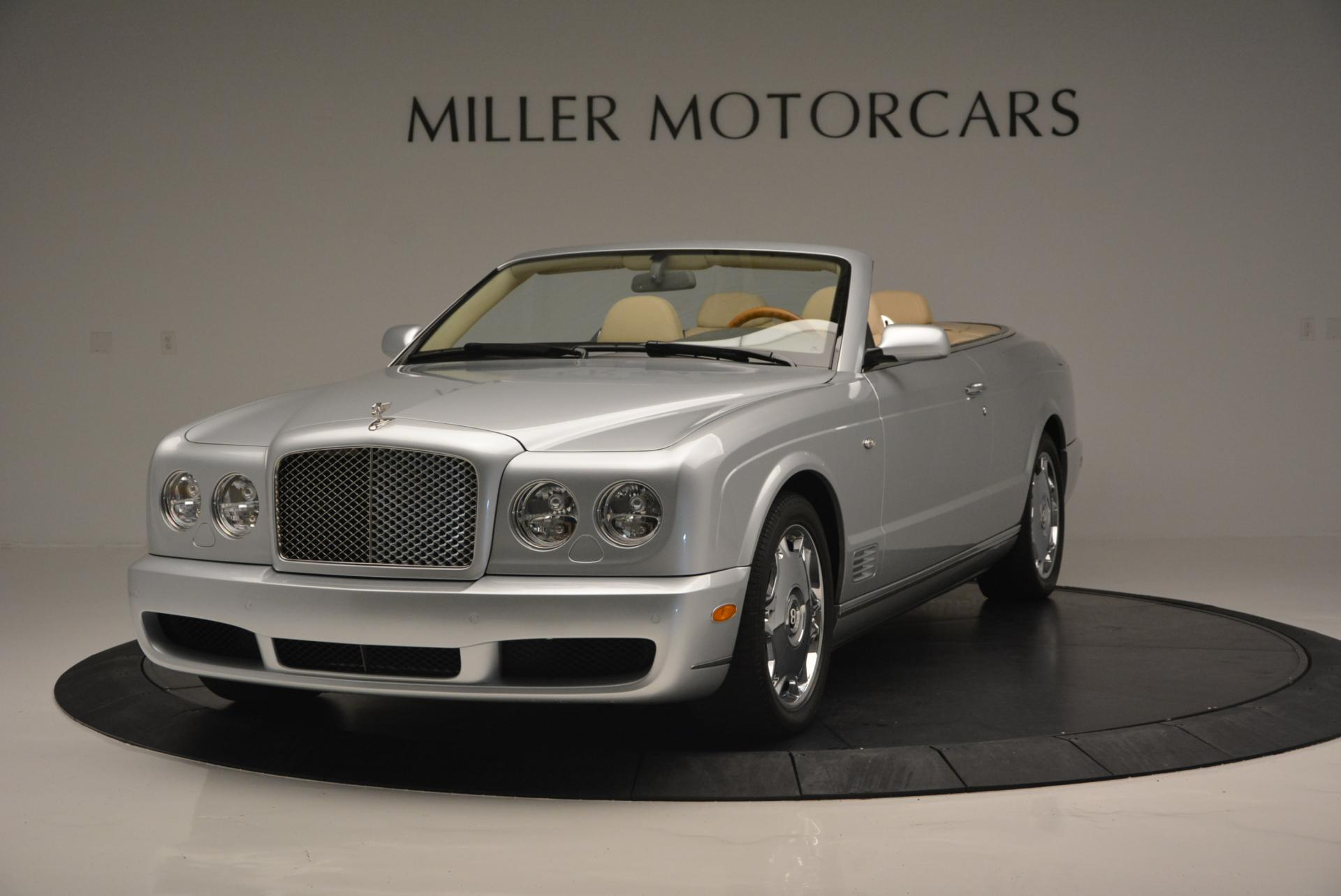 Used 2008 Bentley Azure for sale Sold at Maserati of Greenwich in Greenwich CT 06830 1