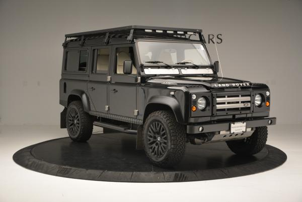 Used 1985 LAND ROVER Defender 110 for sale Sold at Maserati of Greenwich in Greenwich CT 06830 10