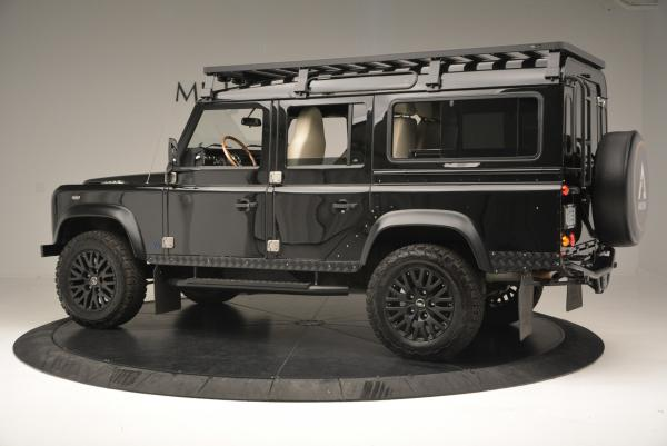 Used 1985 LAND ROVER Defender 110 for sale Sold at Maserati of Greenwich in Greenwich CT 06830 3