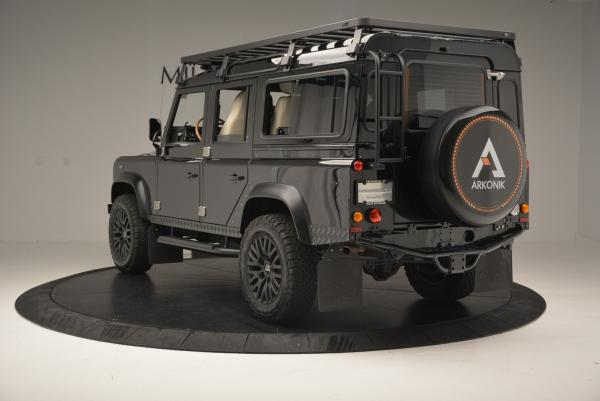 Used 1985 LAND ROVER Defender 110 for sale Sold at Maserati of Greenwich in Greenwich CT 06830 4