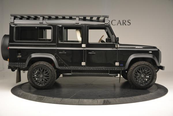 Used 1985 LAND ROVER Defender 110 for sale Sold at Maserati of Greenwich in Greenwich CT 06830 8