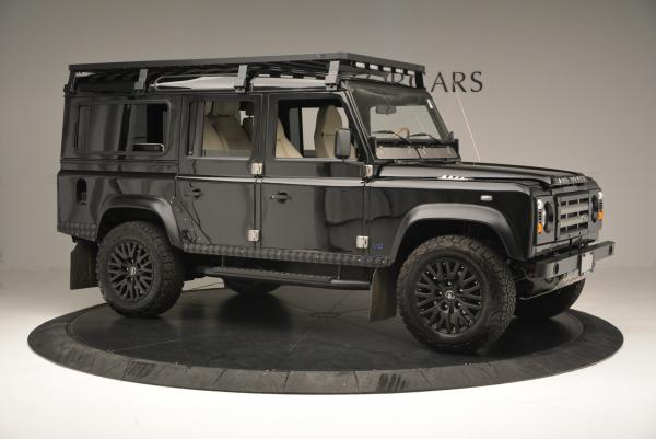 Used 1985 LAND ROVER Defender 110 for sale Sold at Maserati of Greenwich in Greenwich CT 06830 9