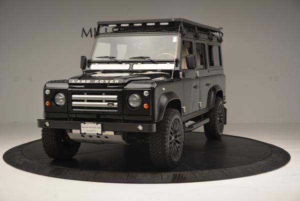Used 1985 LAND ROVER Defender 110 for sale Sold at Maserati of Greenwich in Greenwich CT 06830 1
