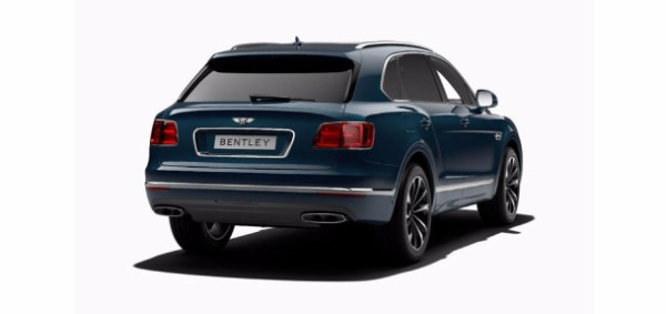 Used 2017 Bentley Bentayga W12 for sale Sold at Maserati of Greenwich in Greenwich CT 06830 4