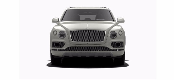 Used 2017 Bentley Bentayga W12 for sale Sold at Maserati of Greenwich in Greenwich CT 06830 2