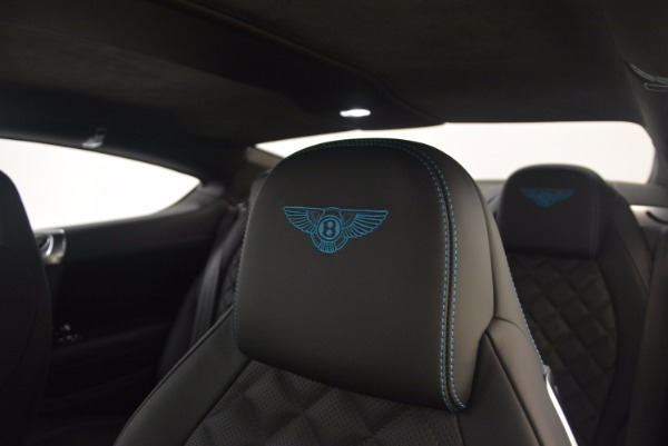 Used 2016 Bentley Continental GT V8 S for sale Sold at Maserati of Greenwich in Greenwich CT 06830 27