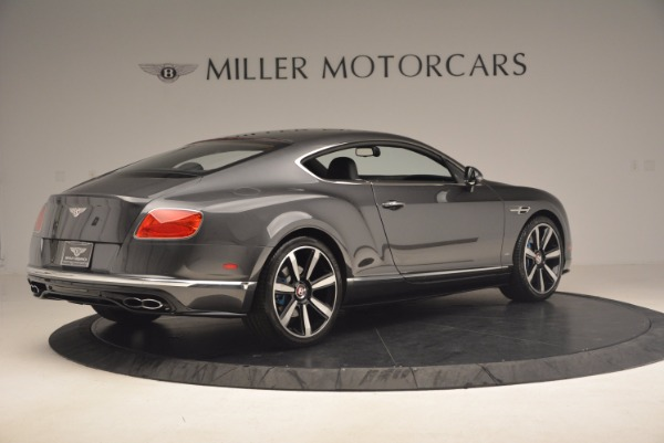 Used 2016 Bentley Continental GT V8 S for sale Sold at Maserati of Greenwich in Greenwich CT 06830 8