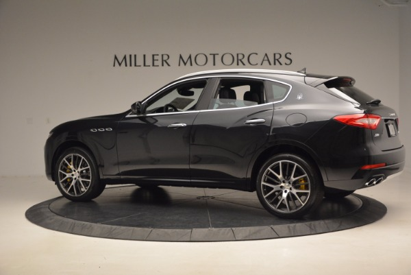 New 2017 Maserati Levante S for sale Sold at Maserati of Greenwich in Greenwich CT 06830 4