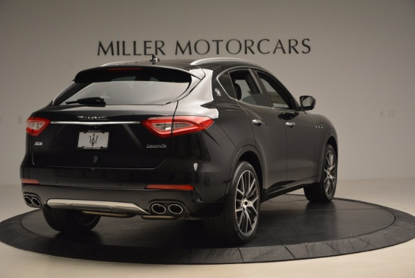 New 2017 Maserati Levante S for sale Sold at Maserati of Greenwich in Greenwich CT 06830 7