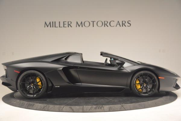 Used 2015 Lamborghini Aventador LP 700-4 for sale Sold at Maserati of Greenwich in Greenwich CT 06830 10