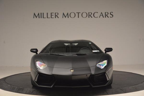 Used 2015 Lamborghini Aventador LP 700-4 for sale Sold at Maserati of Greenwich in Greenwich CT 06830 14