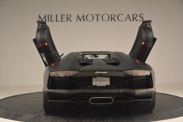 Used 2015 Lamborghini Aventador LP 700-4 for sale Sold at Maserati of Greenwich in Greenwich CT 06830 15