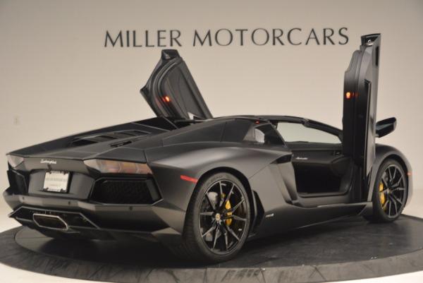 Used 2015 Lamborghini Aventador LP 700-4 for sale Sold at Maserati of Greenwich in Greenwich CT 06830 16