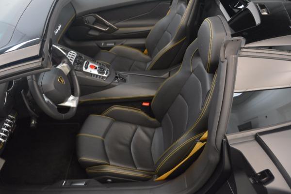 Used 2015 Lamborghini Aventador LP 700-4 for sale Sold at Maserati of Greenwich in Greenwich CT 06830 22