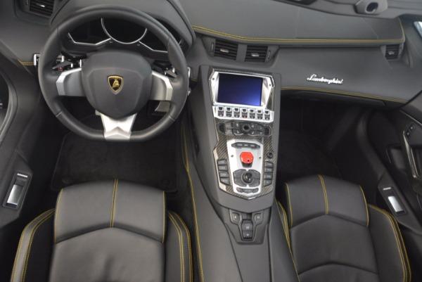 Used 2015 Lamborghini Aventador LP 700-4 for sale Sold at Maserati of Greenwich in Greenwich CT 06830 25