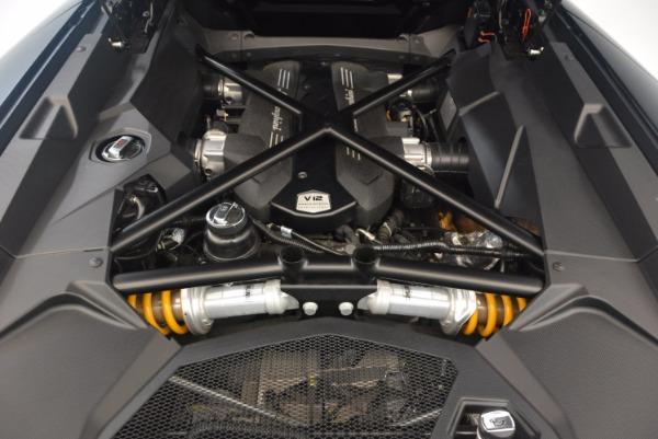 Used 2015 Lamborghini Aventador LP 700-4 for sale Sold at Maserati of Greenwich in Greenwich CT 06830 26