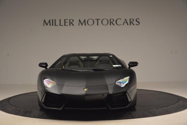 Used 2015 Lamborghini Aventador LP 700-4 for sale Sold at Maserati of Greenwich in Greenwich CT 06830 6