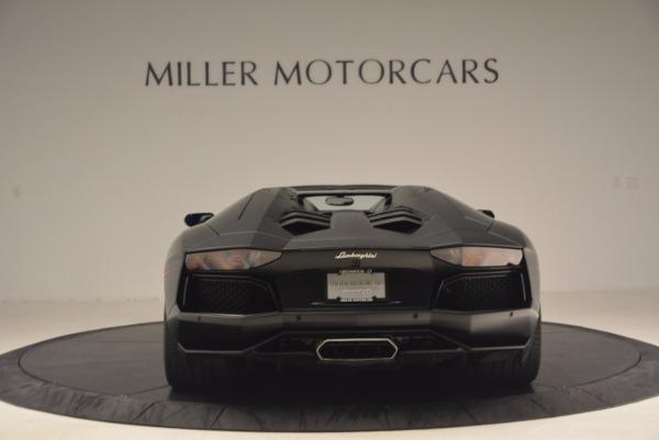 Used 2015 Lamborghini Aventador LP 700-4 for sale Sold at Maserati of Greenwich in Greenwich CT 06830 7