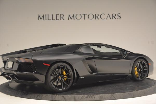 Used 2015 Lamborghini Aventador LP 700-4 for sale Sold at Maserati of Greenwich in Greenwich CT 06830 9