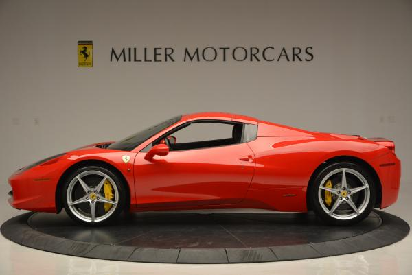 Used 2014 Ferrari 458 Spider for sale Sold at Maserati of Greenwich in Greenwich CT 06830 15
