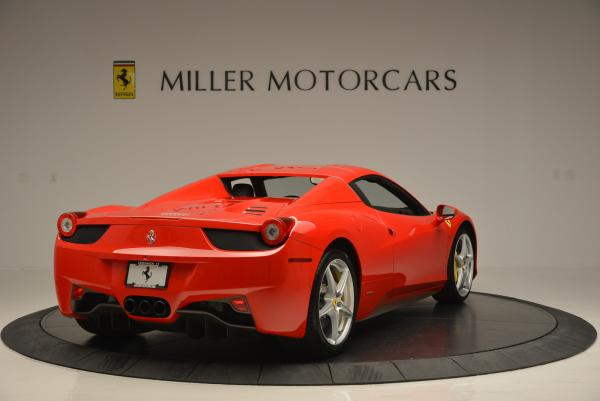 Used 2014 Ferrari 458 Spider for sale Sold at Maserati of Greenwich in Greenwich CT 06830 19