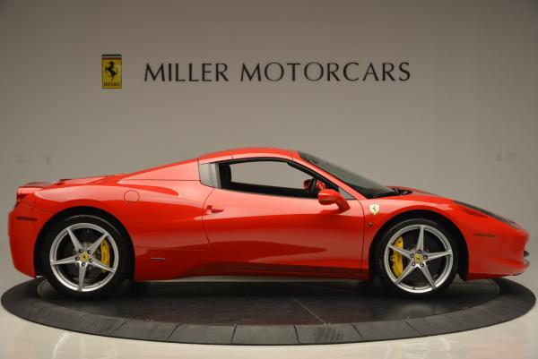 Used 2014 Ferrari 458 Spider for sale Sold at Maserati of Greenwich in Greenwich CT 06830 21