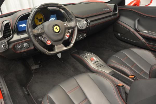 Used 2014 Ferrari 458 Spider for sale Sold at Maserati of Greenwich in Greenwich CT 06830 25
