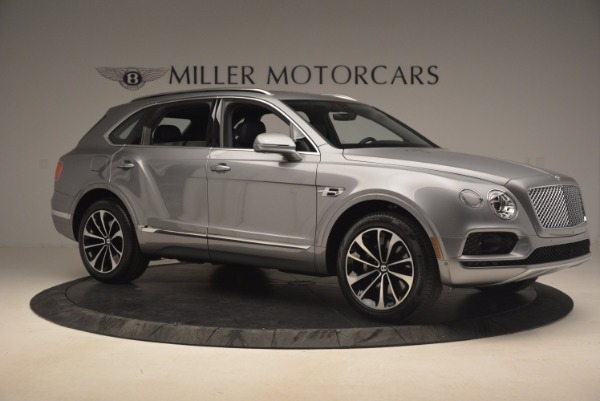 New 2018 Bentley Bentayga Onyx for sale Sold at Maserati of Greenwich in Greenwich CT 06830 10