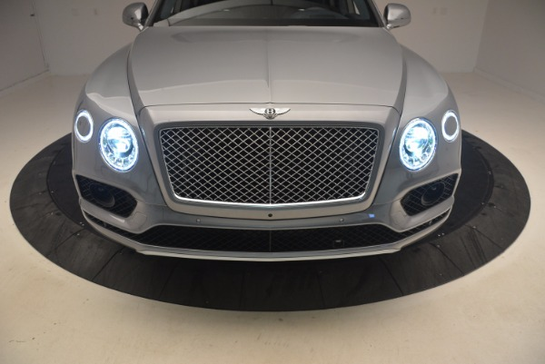 New 2018 Bentley Bentayga Onyx for sale Sold at Maserati of Greenwich in Greenwich CT 06830 16