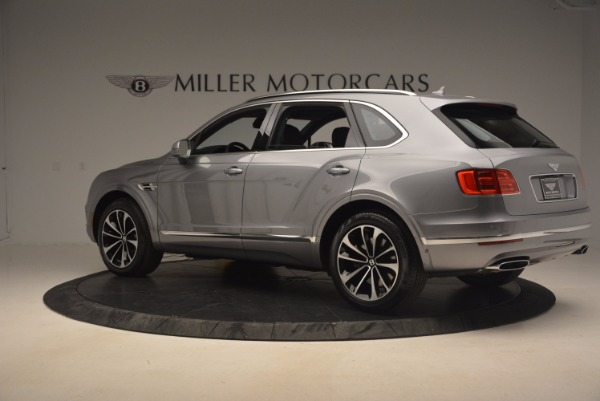 New 2018 Bentley Bentayga Onyx for sale Sold at Maserati of Greenwich in Greenwich CT 06830 4