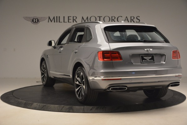 New 2018 Bentley Bentayga Onyx for sale Sold at Maserati of Greenwich in Greenwich CT 06830 5