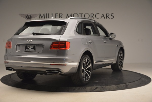 New 2018 Bentley Bentayga Onyx for sale Sold at Maserati of Greenwich in Greenwich CT 06830 7