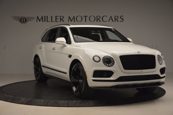 New 2018 Bentley Bentayga Black Edition for sale Sold at Maserati of Greenwich in Greenwich CT 06830 11