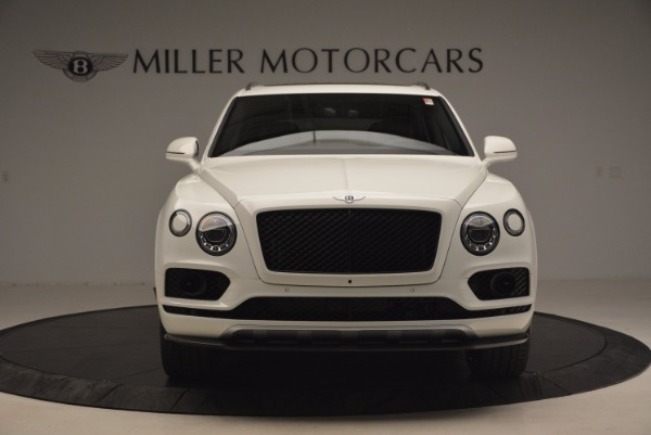 New 2018 Bentley Bentayga Black Edition for sale Sold at Maserati of Greenwich in Greenwich CT 06830 12