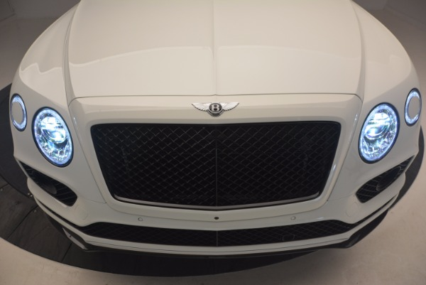 New 2018 Bentley Bentayga Black Edition for sale Sold at Maserati of Greenwich in Greenwich CT 06830 14