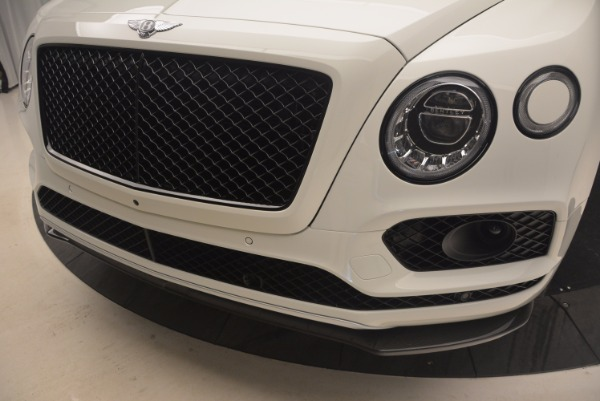 New 2018 Bentley Bentayga Black Edition for sale Sold at Maserati of Greenwich in Greenwich CT 06830 15