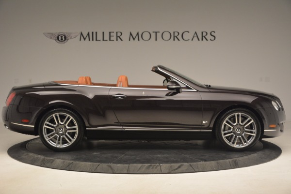 Used 2010 Bentley Continental GT Series 51 for sale Sold at Maserati of Greenwich in Greenwich CT 06830 9
